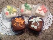 Petit Fours and designer cakes