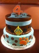 Scooby Doo Themed cake