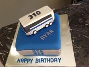 NYC EXPRESS BUS CAKE