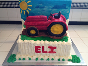 Tractor Cake 2