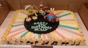 Sponge Bob and Friends-Rasta style