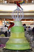 parrot cake exhibit 1