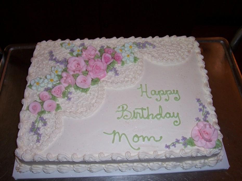 Birthday for MOM