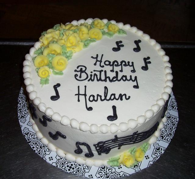 A Musical Birthday