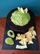 Avacado Cake 1