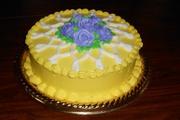 Aunt Barb's Birthday Cake