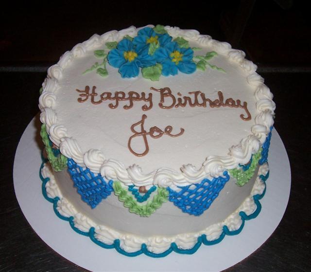 Birthday- Joe - Cake Decorating Community - Cakes We Bake
