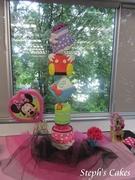My daughters 8th Birthday Cake!