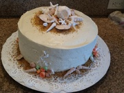 Seashell Special Occasion Cake