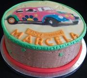 Happy Birthday Marcela