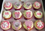 Happy Birthday Cupcakes for Samantha