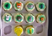Happy Birthday Cupcakes for Mason