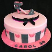 Carol is 50