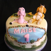 Maise is 1