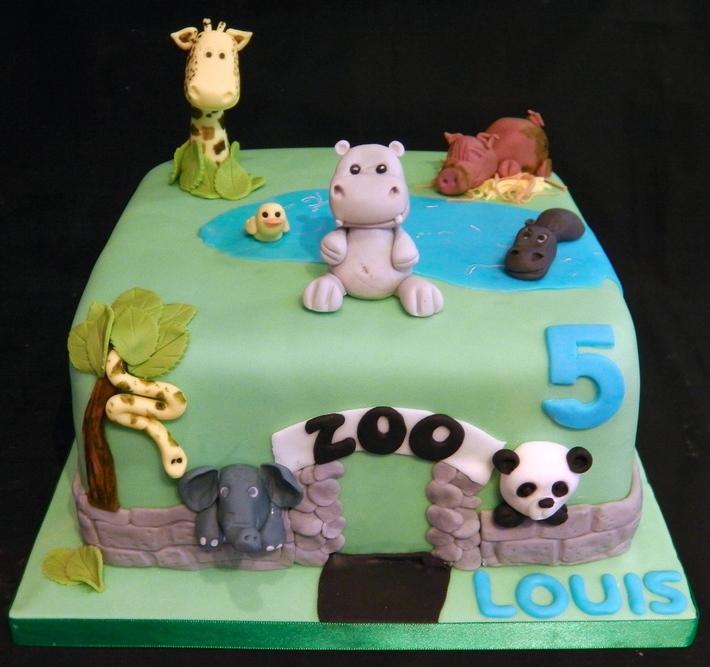 Louis is 5