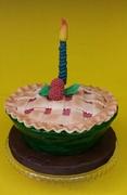 """Raspberry Pie"" Cake"