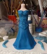 Elsa's Dress & Arms