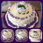 Pickle cake for Rachel