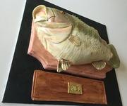 Bass cake 2