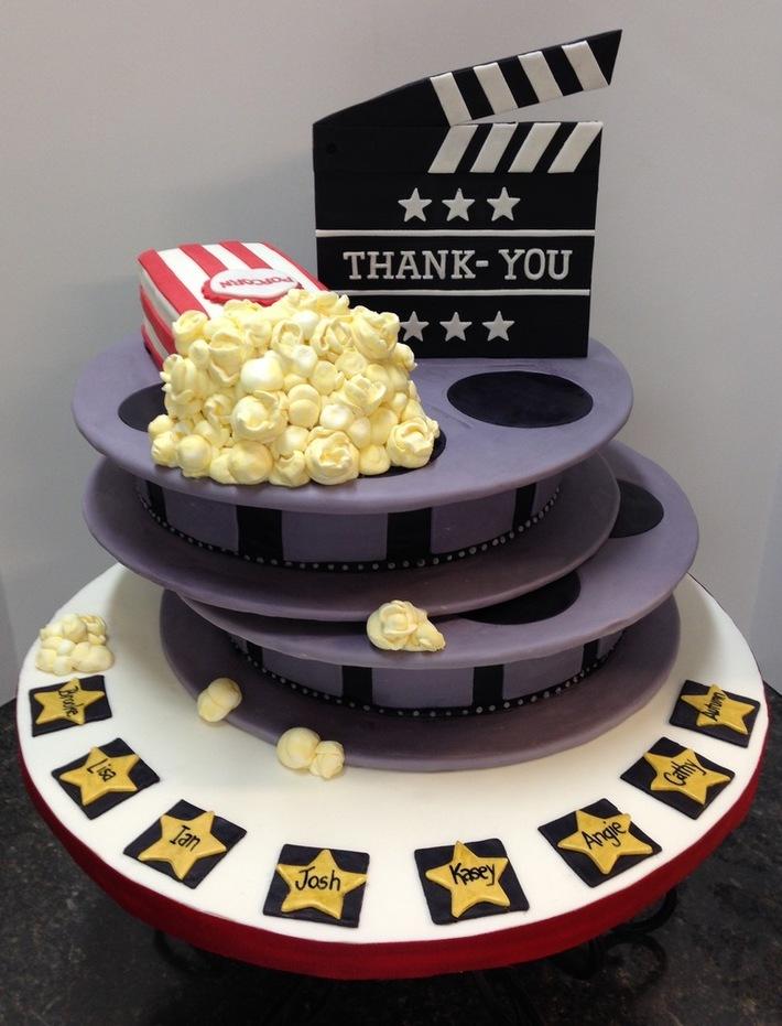 Teacher's Appreciation Cake