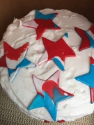 4th of July Cake  #2