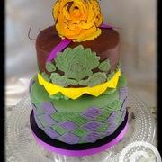 ALM'S BIRTHDAY CAKE