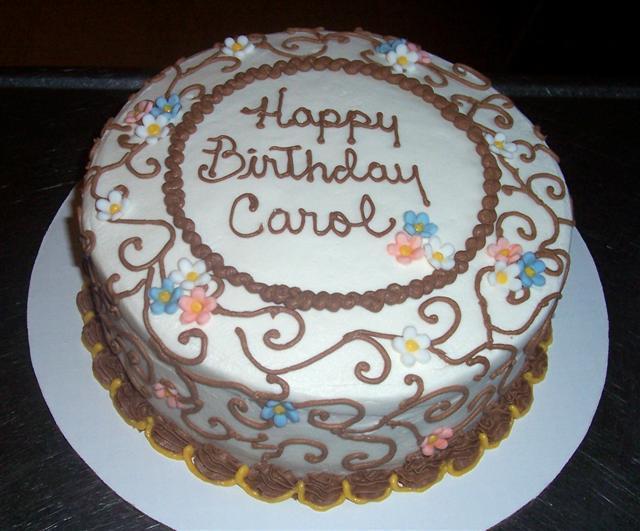 Birthday - Carol