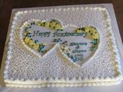 anniversaary cake