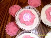 Yankee cupcakes