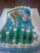 Guyppy cake