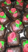 Triple Chocolate Petit Four