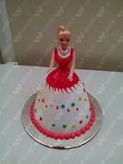 best barbie doll cake