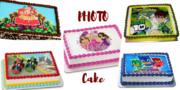 Varieties of Cakes