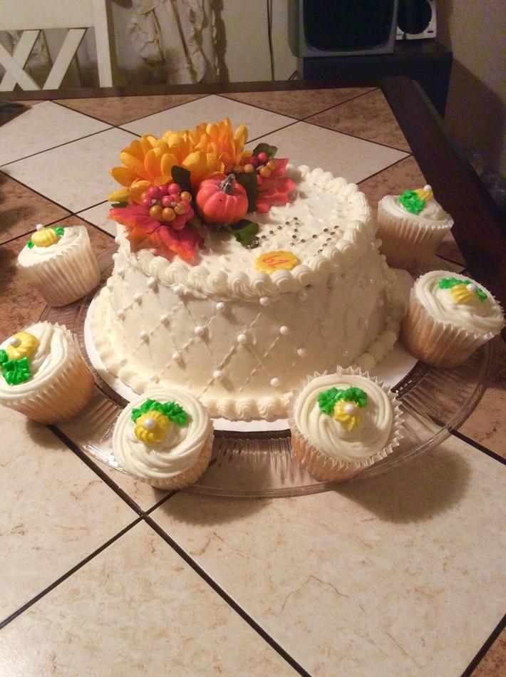 Birthday cake for my Sister