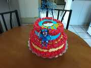 My grandson's Birtday cake