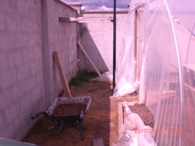 my ft's are going here, out side the pt in another shed i'll have to custom make a shed