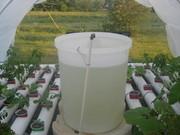 upper storage tank