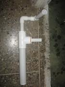 external bell siphon