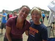 Kristie Nackord and Nancy Hobbs