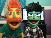 Mythical Muppet: Rhett and Link