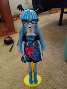 Ghoulia freaky fusion