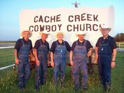 Cache Creek Cowboy Church 2010