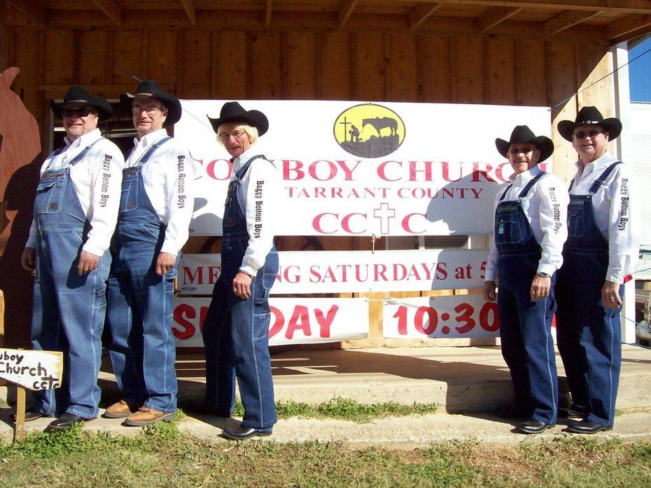Tarrant County Cowboy Church 2010