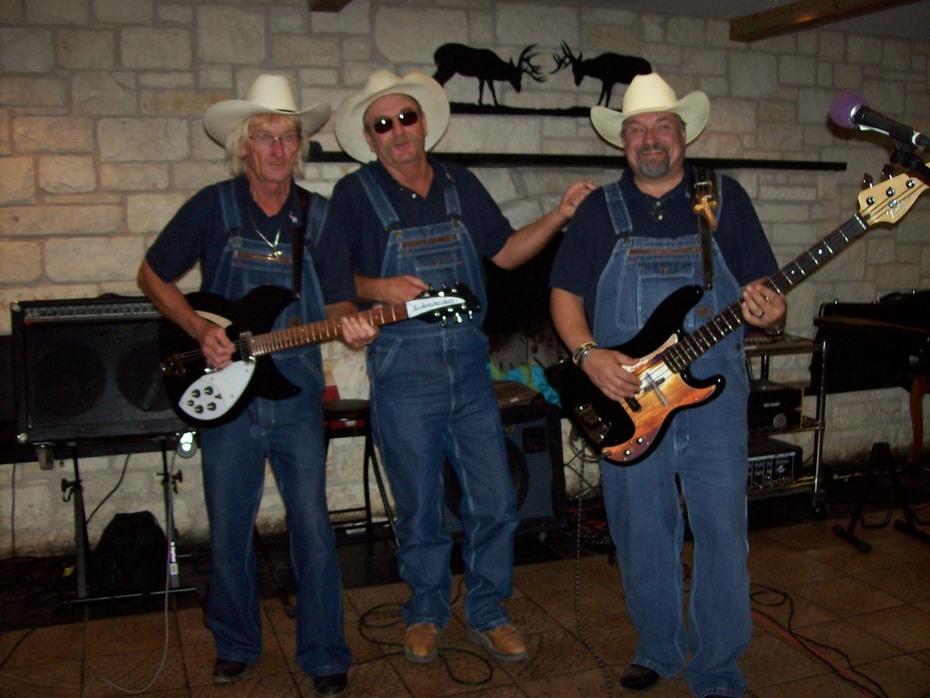 Jerry, Paul & Stevie D