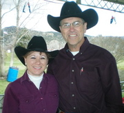 Suzy Gayle and Fiance Mike