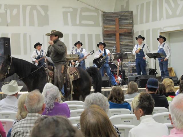 Baggy Bottom Boys @ Montague County Cowboy Church