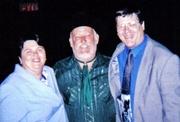 Teresa,Pastor Harry Yates,Greg Texas Troubadour Theater
