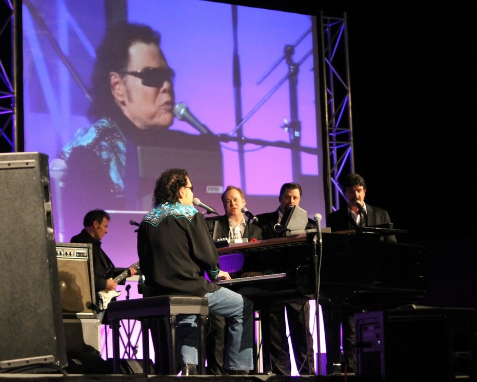 MARK209 with Ronnie Milsap