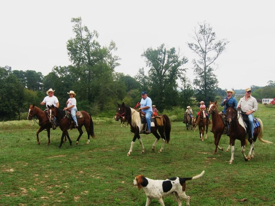 TC Ranch & Trail of Life Trailride