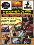 ICCAN & Horse N tack come together for the 2nd annual Round-up in Lithia, Florida. Come be with us!